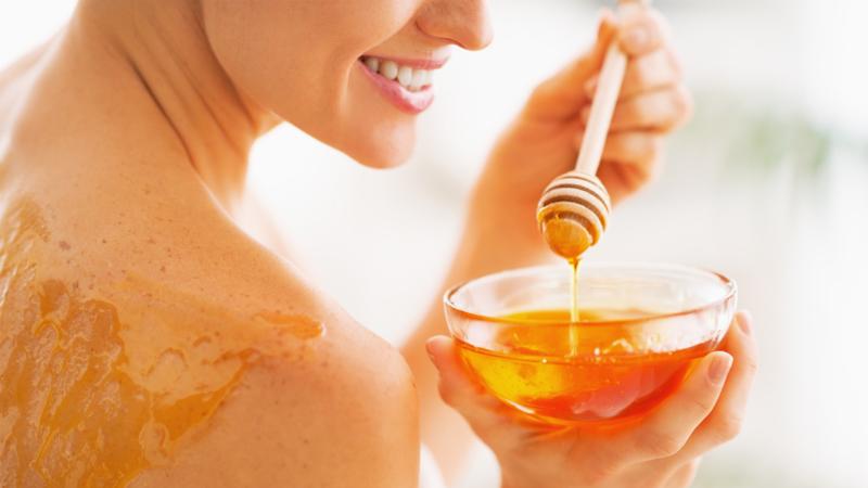 Обертывание медом дома